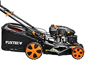 Fuxtec FX-RM2060es - Cortacésped de gasolina, arranque ...
