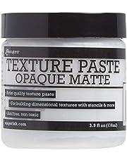 Ranger INK4444 4-Ounce Texture Paste 4oz White