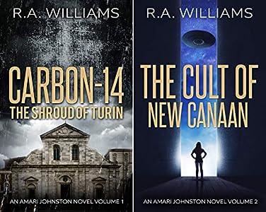 Carbon-14: The Shroud of Turin (An Amari Johnston Novel Book