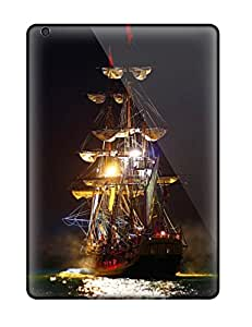 Christina Schulte's Shop New Style Tpu Air Protective Case Cover/ Ipad Case - Sailing Ship 2543448K31649329