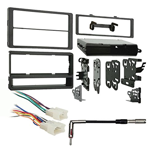 - Metra 99-8205 Dash Kit for Pontiac Vibe/Toy Matrix 03-08 W Wiring Harness