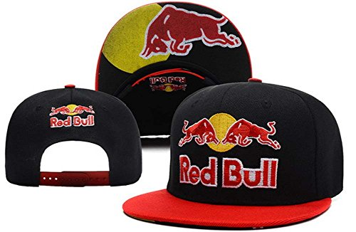 (Red Bull Formula 1 Racing Hat,Adjustable)