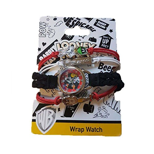 Official Licensed Looney Tunes Characters Watch and Bracelet ()