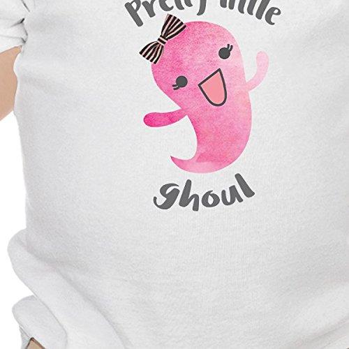 Mois 24 Ghoul garçon 0 Pretty One Courtes Printing 365 Manches À Body Size Onesie Little Bébé qg64z