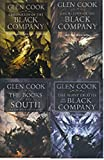 Download Complete Black Company (The Black Company, Shadows Linger, the White Rose, Shadow Games, Dreams of Steel, the Sliver Spike, Bleak Seasons, She Is the Darkness, Water Sleeps, Soldiers Live) in PDF ePUB Free Online