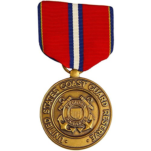 HMC U.S. Coast Guard Reserve Good Conduct Medal
