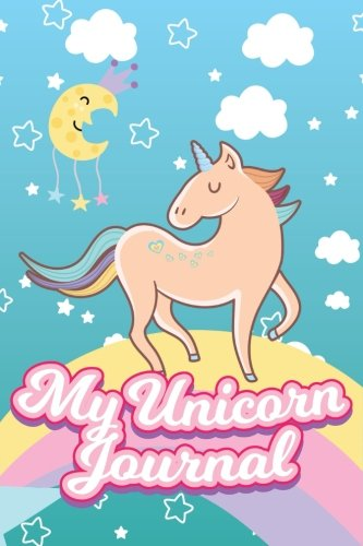 My Unicorn Journal: 6x9 Blank Lined Journals To Write In V48
