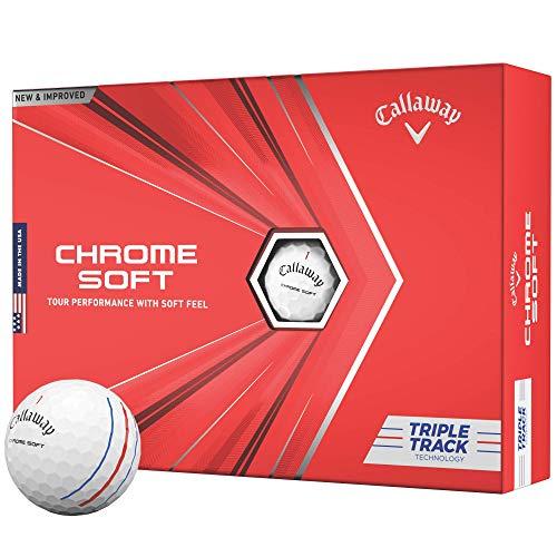 2020 Callaway Chrome Soft Golf Balls