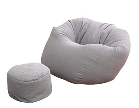 Amazon.com: NIUYUKE Lazy Fabric Sofa Breathable Cotton ...