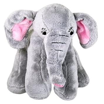 Amazon Com Elephant Plush Cremation Urn Keepsake Recordable