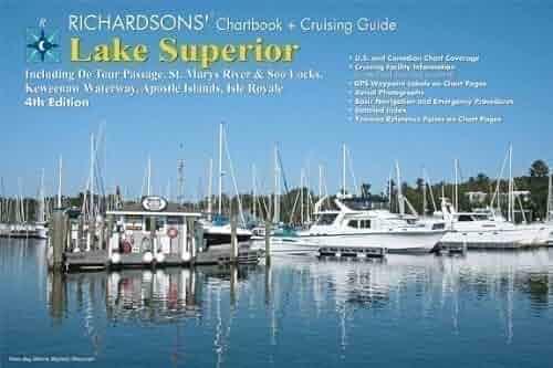 Lake Superior (Richardsons' Chartbook + Cruising Guides)