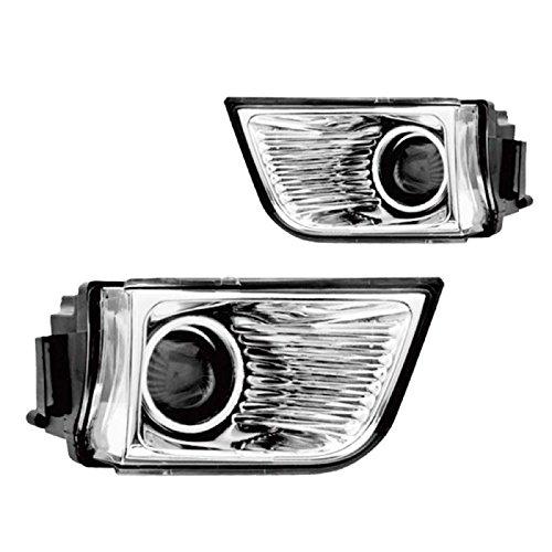 Clear Lens Fog Light Bumper Driving Lamps For Year 2003-2005 Toyota 4 Runner New