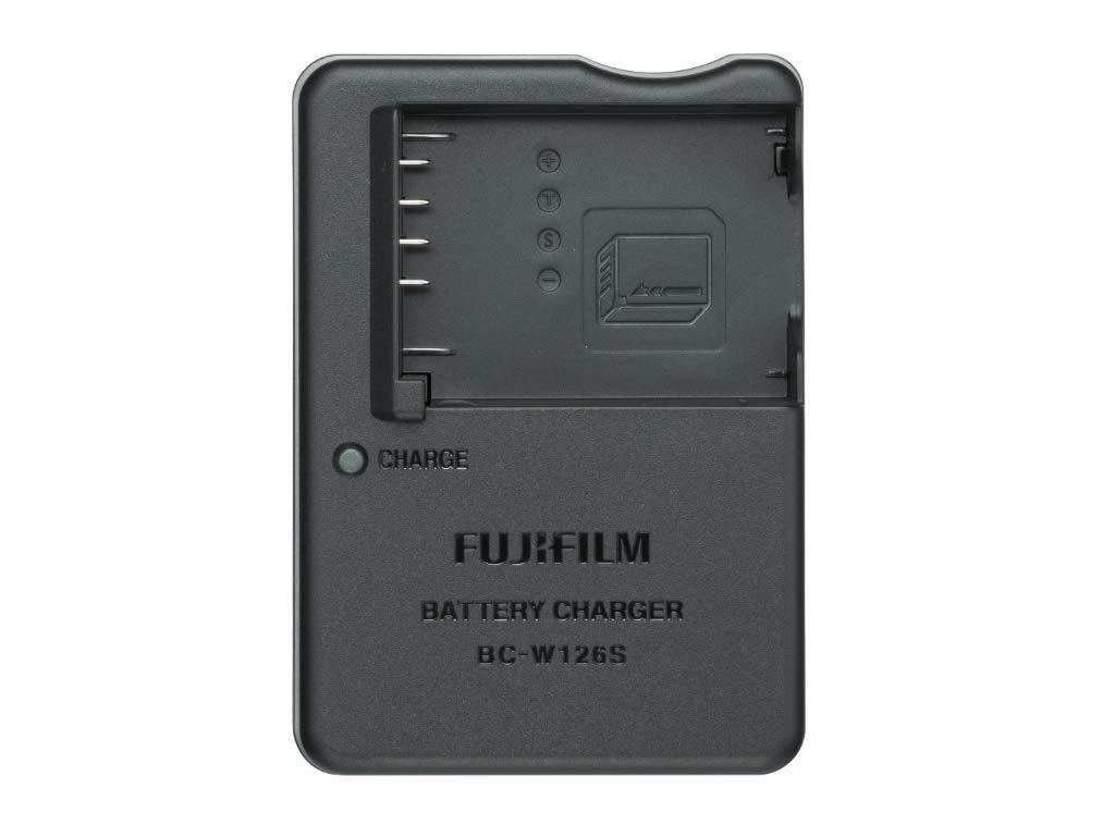 Cargador de batería Fujifilm BC-W126S: Amazon.es: Electrónica