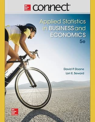 Connect Access Card for Applied Statistics in Business and Economics