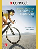 img - for Connect Access Card for Applied Statistics in Business and Economics book / textbook / text book
