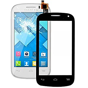 iPartsBuy Touch Screen Replacement for Alcatel One Touch POP C3 / OT-4033 / 4033D / 4033X(Black)