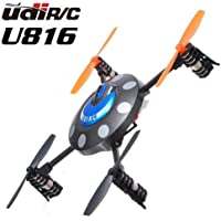 UDIRC U816 4 Channel 2.4G 6-axis UFO 4CH RC Helicopter UFO Aircraft Quadcopter