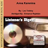Bargain Audio Book - Anna Karenina
