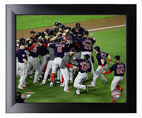 Framed The Boston Red Sox 2018 World Series Champions