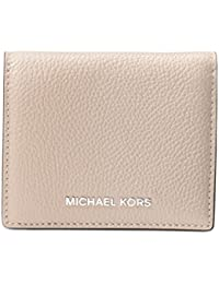 Amazon michael kors business card cases card id cases mercer card case holder pebbled leather colourmoves