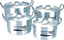 Kitchen King KK 510181 Ground Base Chef Set, 8 x 20 in.
