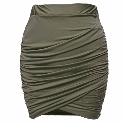 Ruched Spandex Wrap - 5