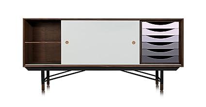 Credenza Mid Century Modern : Midcentury modern credenza interior design ideas