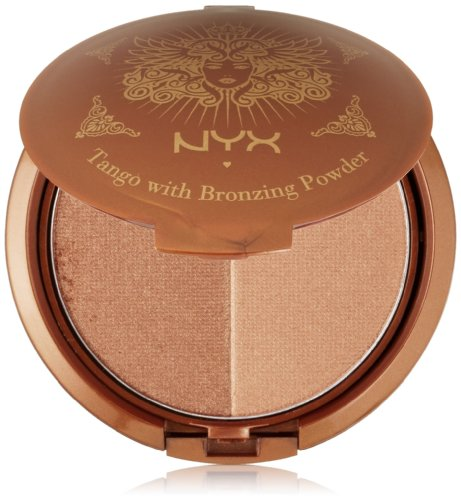 Price comparison product image NYX Professional Makeup Tango with Bronzing Powder, Bronze Ensemble, TWBP02