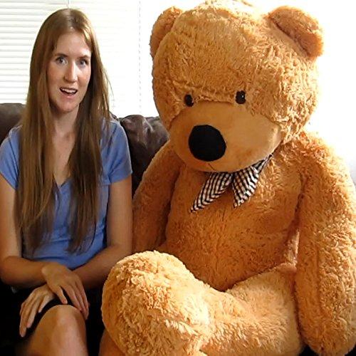Yesbears 5 Feet Giant Teddy Bear - Sun (Surprise Teddy Bear)