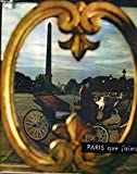 img - for Paris Que J'aime.... book / textbook / text book