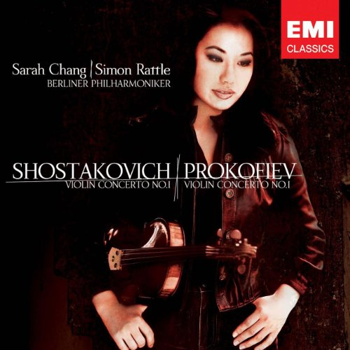 Shostakovich: Violin Concerto No. 1; Prokofiev: Violin Concerto No. (Shostakovich Violin Concerto)