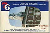 Hempstead Wantagh New York - Folder With 10 Color