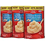 Betty Crocker Mashed Potato Homestyle-Butter-4.7 Oz-3 Pack