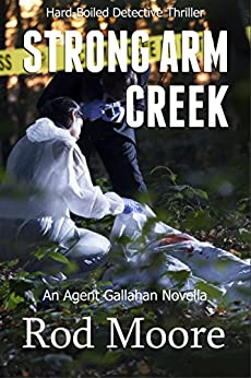 Strong Arm Creek Hard Boiled Detective ebook product image