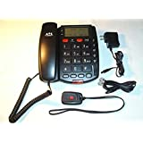 NO MONTHLY CHARGES SENIOR LIFE GUARDIAN MEDICAL EMERGENCY ALERT PHONE SYSTEM PAVDII