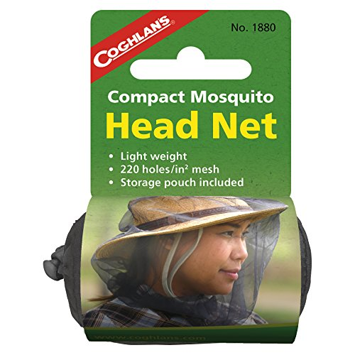 Mosquito Head (Coghlan's Compact Mosquito Head Net)