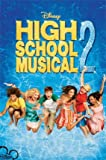 High School Musical 2 Poster 22 x 34in with Poster Hanger