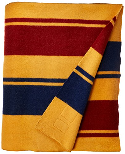 Pendleton Yellowstone National Park Blankets - 100% pure virgin wool Dry Clean Made in the USA - blankets-throws, bedroom-sheets-comforters, bedroom - 51pGMpCWL2L -