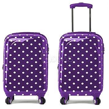 Amazon.com: NEW EDDAS polka dot Purple 20