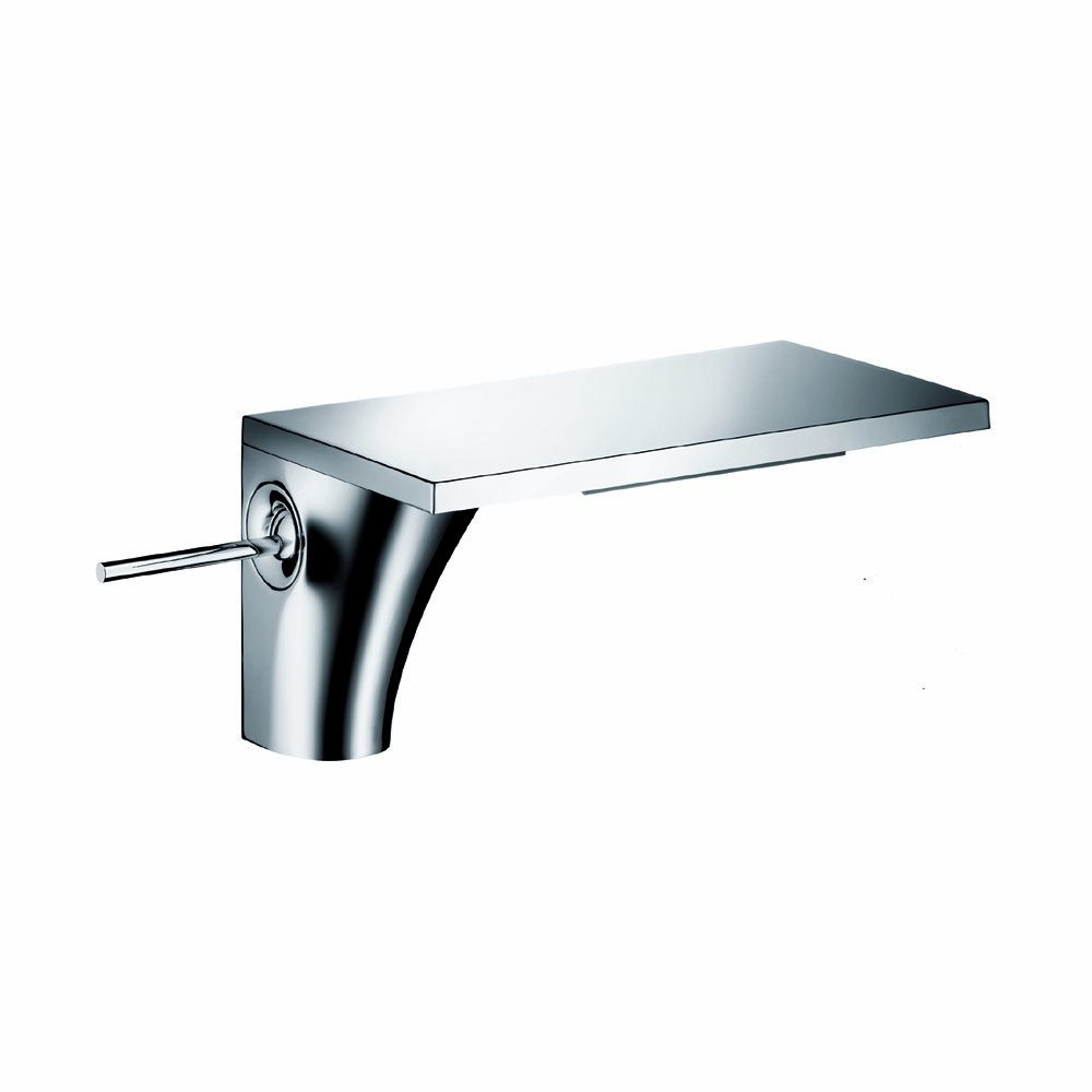 Axor 18010001 Massaud Single-Hole Faucet, Chrome - Touch On Bathroom ...