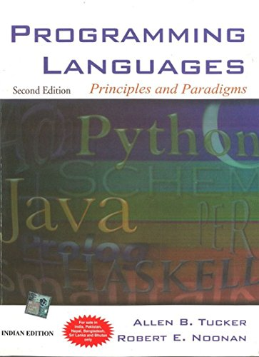 Programming Language: Principles and Paradigms