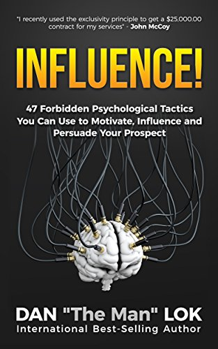 Amazon influence 47 forbidden psychological tactics you can 47 forbidden psychological tactics you can use to motivate influence and persuade fandeluxe Image collections