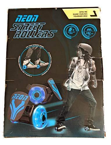 Yvolve Neon Street Rollers
