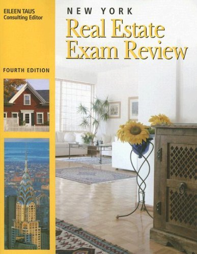new york real estate exam review - 9