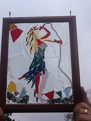Tina Turner Stained Glass Window Art Sun Catcher