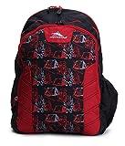 High Sierra 24 Ltrs Black Casual Backpack (CANINE BACKPACK - BLACK)