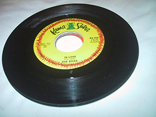 In Love + Grass Looks Greener On The Other Side [7-inch 45rpm record]