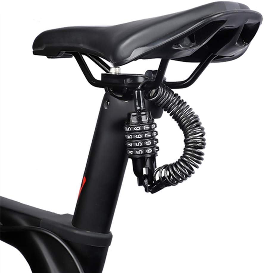 Powcan Candado de Bicicleta Seguridad Candado de Cable Mejor ...
