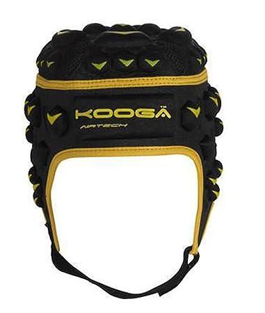 Amazon.com: Kooga Airtech jóvenes casco protector de rugby ...