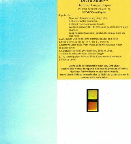 (Dicro Slide Dichroic Coated Paper Dichro Slide)
